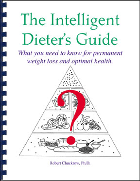Intelligent Dieter's Guide Cover